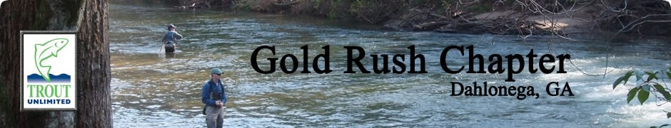 Gold Rush Chapter – Trout Unlimited